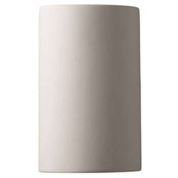 Cylinder wall sconce by justice design group at - Cylindrical wall sconce ...