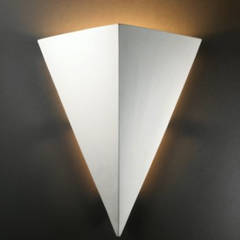 Really Big Triangle Outdoor Wall Sconce