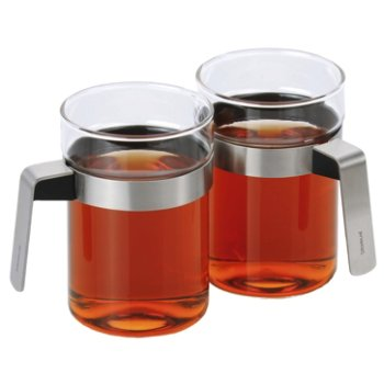 SENCHA Tea Glass Set of 2