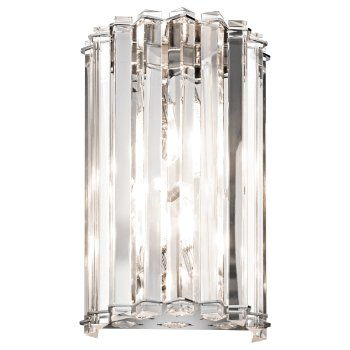 Crystal Skye Wall Sconce