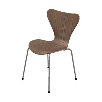 Series 7 Chair - Natural Veneer