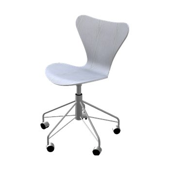 Series 7 Swivel Chair - Colored Ash