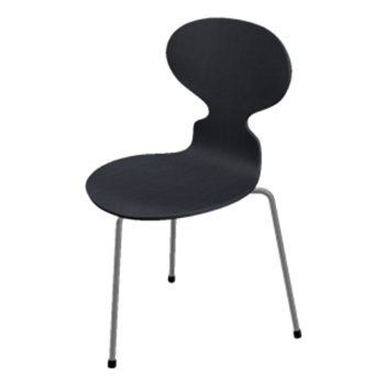 Ant 3 Leg Chair - Colored Ash
