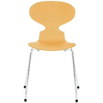 Ant 4 Leg Chair - Colored Ash