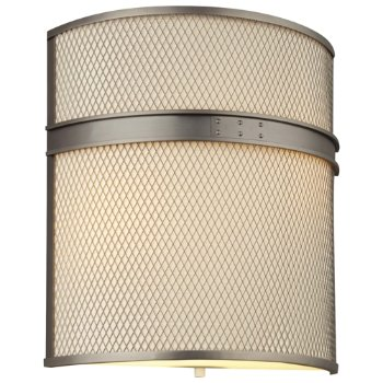 I Beam Flush Wall Sconce