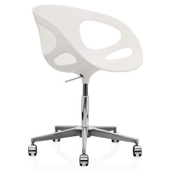 RIN Swivel Chair with Castors