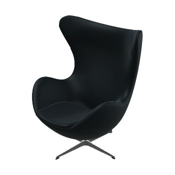 Egg Chair - Leather