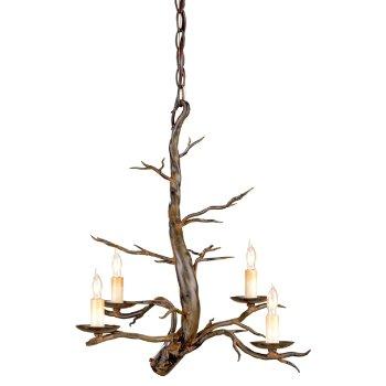 Treetop Chandelier