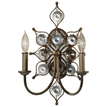 Leila 2-Light Wall Sconce