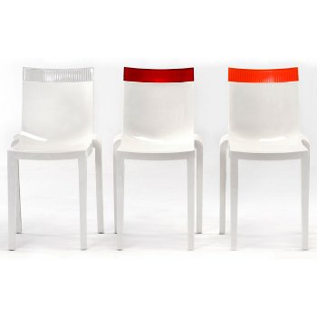 Hi Cut Chair (Set of 2)