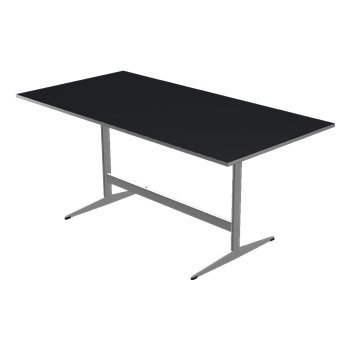 Rectangular Shaker Base Table