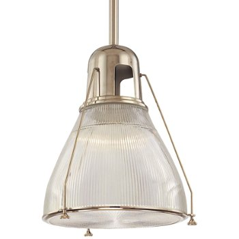 Haverhill Pendant by Hudson (Polished Nickel) - OPEN BOX RETURN