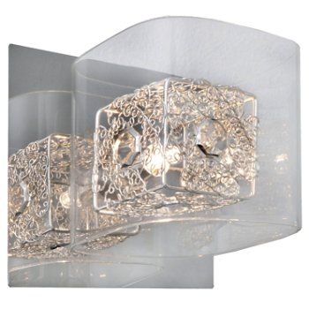 Gem Bathroom Wall Sconce