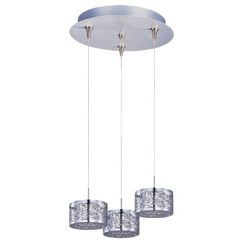 Inca Round Multi-Light Pendant