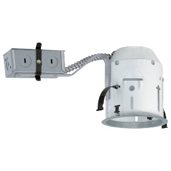 "4"" Line Voltage Non-IC Remodel Housing"
