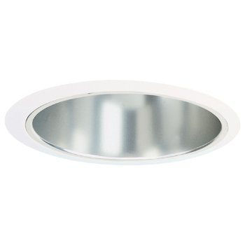 "6"" A-Lamp Reflector Cone Trim"