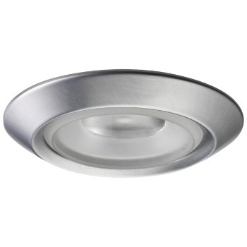 "4"" Beveled Lens Low Voltage Trim"