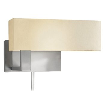 Mitra Compact Swing Right Wall Sconce (Nickel) - OPEN BOX