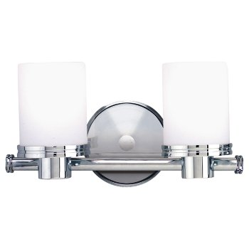 Southport Bath Bar (Polished Chrome/2-Light) - OPEN BOX RETURN