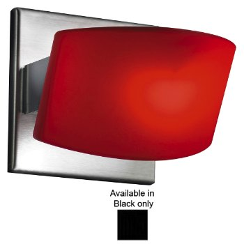 Link P Micro Wall Sconce (BLACK) - OPEN BOX RETURN
