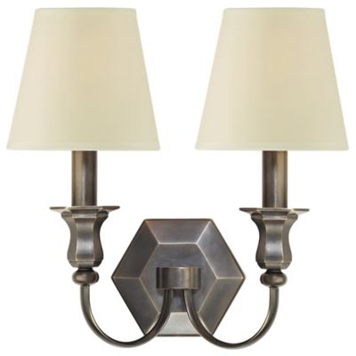 Wall Sconces Lumens : Chatham Wall Sconce by Hudson Valley Lighting at Lumens.com