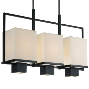 Metro 3-Light Linear Suspension - OPEN BOX RETURN