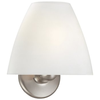 P4507 Wall Sconce (Etched Opal/Brushed Nickel) - OPEN BOX RETURN