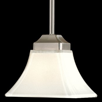 Agilis Mini-Pendant (Brushed Nickel) - OPEN BOX RETURN