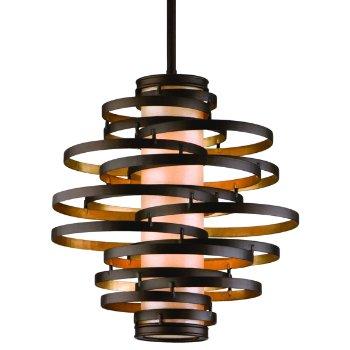 Vertigo Pendant (Bronze/Gold/Caramel/Sm) - OPEN BOX RETURN