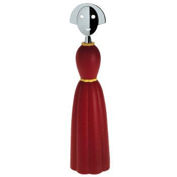 Anna Pepper Mill (Red) - OPEN BOX RETURN