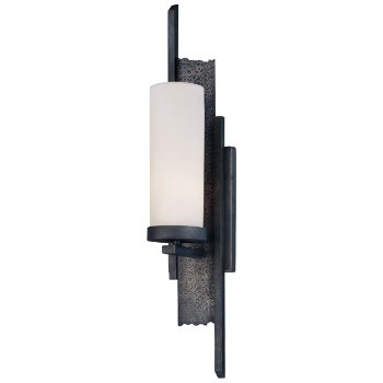 Sapporo Outdoor Wall Sconce (Large/Incandescent) - OPEN BOX RETURN