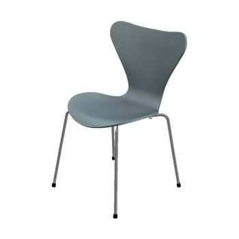 Series 7 Chair - Lacquered (Dark Grey) - OPEN BOX RETURN
