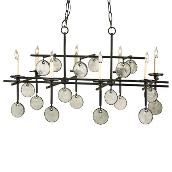 Sethos Rectangular Chandelier - OPEN BOX RETURN