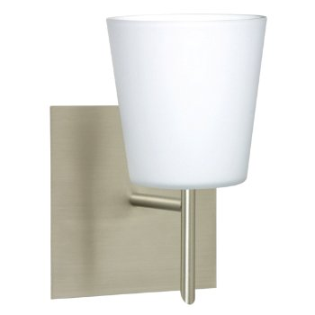 Canto 5 Wall Sconce (Opal Matte) - OPEN BOX RETURN