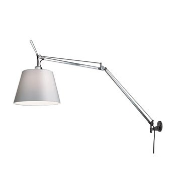 Tolomeo Mega Wall Lamp (Fiber/14 inch) - OPEN BOX RETURN