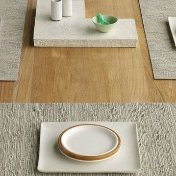 Matte Weave Tablemat - OPEN BOX RETURN