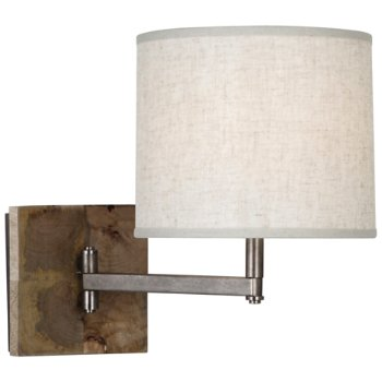 Oliver Wall Sconce (Patina Nickel) - OPEN BOX RETURN