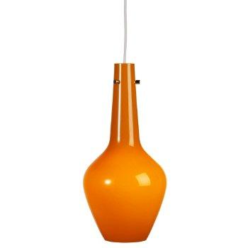 Capri 1 Pendant (Orange/Polished Nickel) - OPEN BOX RETURN