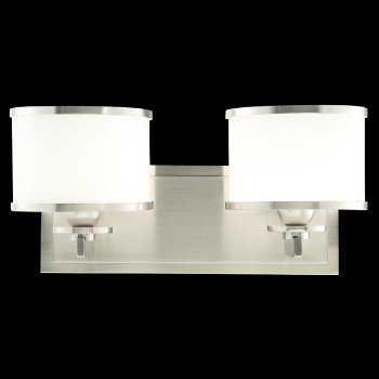 Basking Ridge Bath Bar (2-Light) - OPEN BOX RETURN