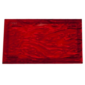 Dune Tray (Red/Small) - OPEN BOX RETURN