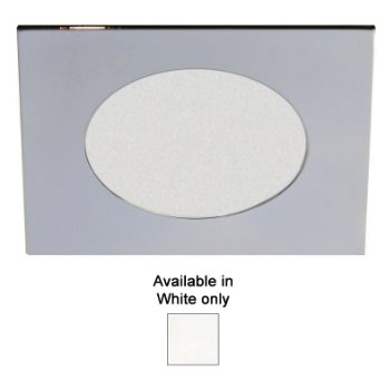 S2100 Shower, Square Trim (White) - OPEN BOX RETURN