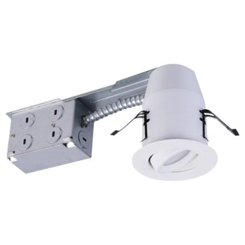 E-PRO 3 Inch Swivel Remodel LED Downlight