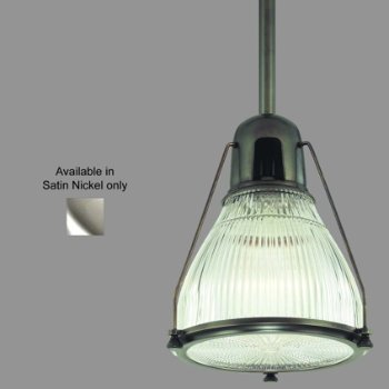 Haverhill Pendant (Satin Nickel/Small) - OPEN BOX RETURN