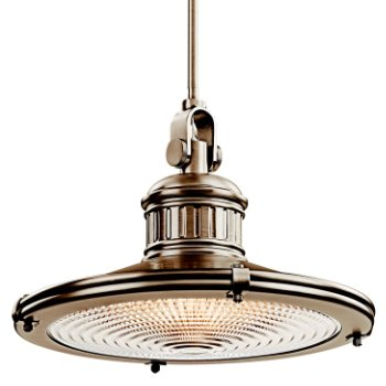 Sayre Pendant (Pewter/Large) - OPEN BOX RETURN