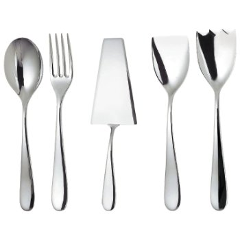 Nuovo Milano Serving Set