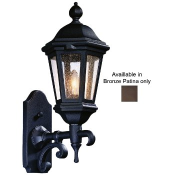 Verona Outdoor Wall Sconce No. 6830 - OPEN BOX RETURN