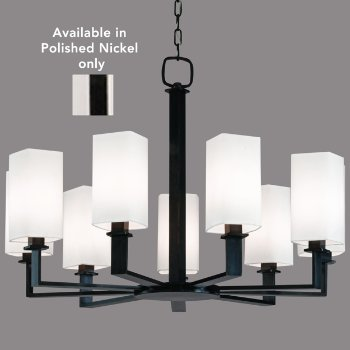 Baldwin Chandelier - OPEN BOX RETURN