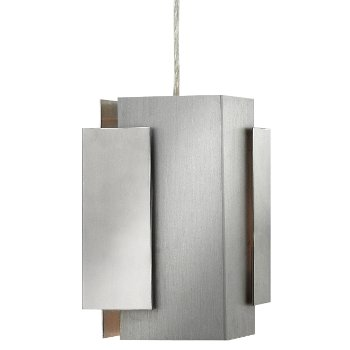 Stratus Metal Mini Pendant (Aluminum) - OPEN BOX RETURN