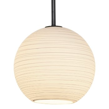 Japanese Lantern Glass Pendant By Access Lighting At