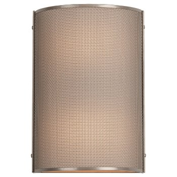 Uptown Mesh Cover Sconce